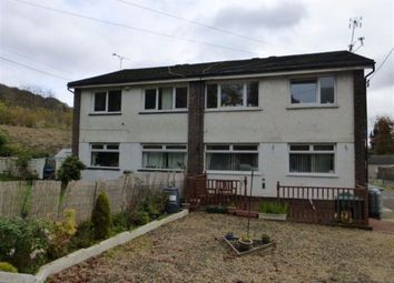 Thumbnail 2 bed flat to rent in The Court, Glyntaff Road, Pontypridd