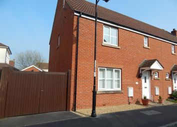 Thumbnail 3 bed semi-detached house to rent in Fern Brook Lane, Gillingham