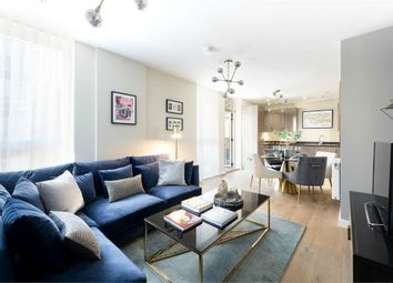 Thumbnail 2 bed flat for sale in Howell Walk, London