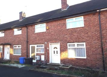 Thumbnail 3 bed terraced house to rent in Toppham Drive, Lowedges, Sheffield