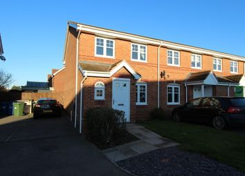 Thumbnail 3 bed end terrace house to rent in Lychgate Close, Glascote, Tamworth