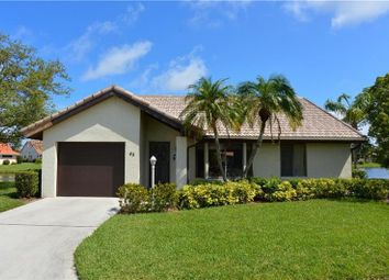 Thumbnail 2 bed villa for sale in 45 Inlets Blvd #45, Nokomis, Florida, 34275, United States Of America
