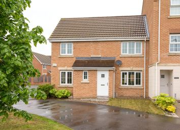 Thumbnail 4 bed semi-detached house for sale in Abbots Court, Selby