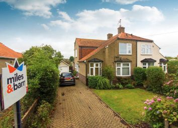 Thumbnail 4 bed semi-detached house for sale in Palmarsh Avenue, Hythe