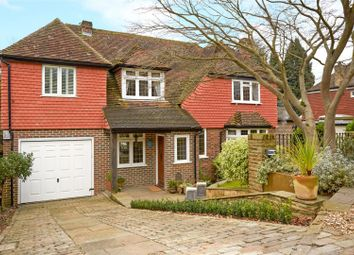 Thumbnail 4 bedroom property for sale in Ruxley Crescent, Claygate, Esher, Surrey