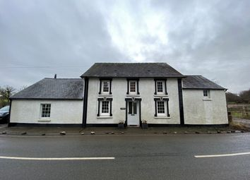 Thumbnail 4 bed detached house for sale in Cribyn, Lampeter, Ceredigion