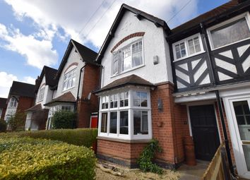 Thumbnail 4 bedroom semi-detached house for sale in St. Philips Road, Leicester