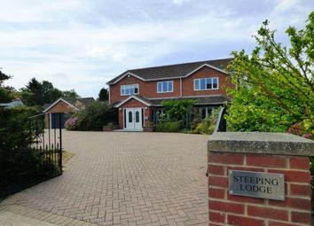 Thumbnail 4 bed detached house for sale in Little Steeping, Spilsby