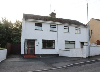 Thumbnail 3 bed semi-detached house for sale in Moninna Park, Bessbrook, Newry