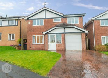 Thumbnail 5 bed detached house for sale in Merrydale Avenue, Eccles, Manchester