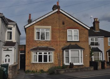 Thumbnail 3 bed semi-detached house for sale in Laleham Road, Staines Upon Thames, Surrey