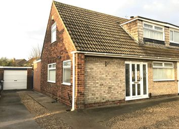 Thumbnail 2 bed semi-detached bungalow for sale in Truro Drive, Hartlepool
