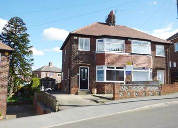 Thumbnail 3 bed semi-detached house for sale in Calverley Garth, Bramley, Leeds