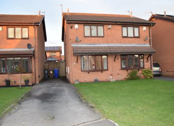 Thumbnail 2 bed semi-detached house for sale in Freebridge Close, Longton, Stoke-On-Trent