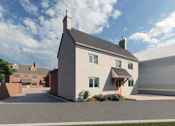 Thumbnail 4 bed detached house for sale in Shoulder Of Mutton, Oakthorpe, 7
