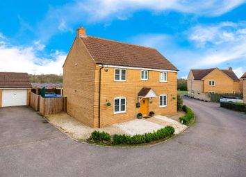 Thumbnail 4 bed detached house for sale in Yateley Drive, Barton Seagrave