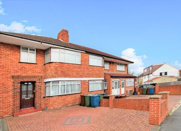 Thumbnail 3 bedroom semi-detached house for sale in Merrion Avenue, Stanmore