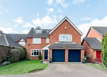 Thumbnail 6 bed detached house for sale in Coppice Grove, Lichfield