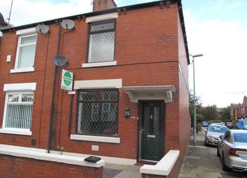 Thumbnail 2 bedroom end terrace house to rent in Woodstock Street, Meanwood, Rochdale