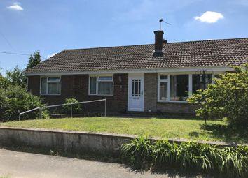 Thumbnail 3 bedroom bungalow for sale in The Crescent, Mortimer Common