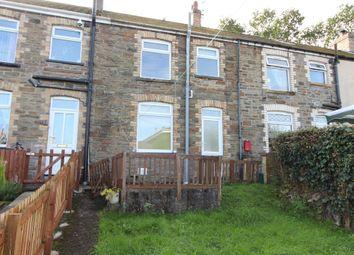 Thumbnail 2 bed terraced house to rent in Springfield Terrace, Newbridge, Newport
