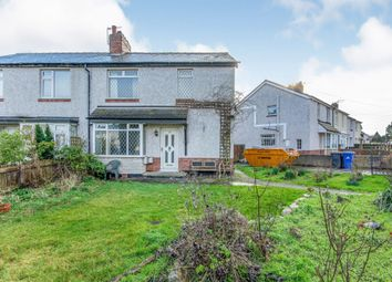 Thumbnail 3 bed semi-detached house for sale in Acacia Road, Skellow, Doncaster