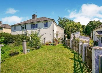Thumbnail 1 bed flat for sale in Crownhill, Plymouth, Devon