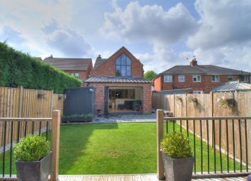Thumbnail 4 bed detached house for sale in Hall Lane, Whitwick, Coalville