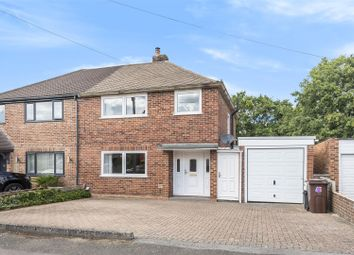 Frensham Road, Crowthorne, Berkshire RG45. 3 bed semi-detached house