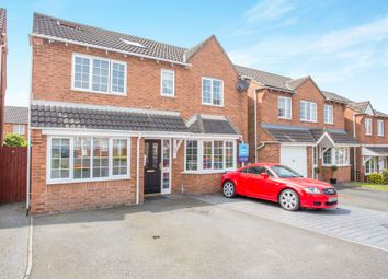Thumbnail 6 bed detached house for sale in Hunt Way, Swadlincote