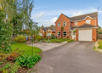 Thumbnail 4 bed detached house for sale in Lawnwood Lane, Elkesley, Retford
