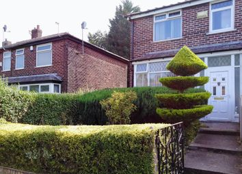 Thumbnail 2 bedroom terraced house for sale in Brynorme Road, Manchester