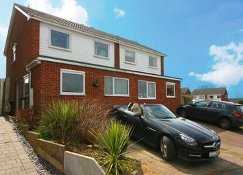 Thumbnail 3 bed semi-detached house for sale in Cunningham Way, Rugby