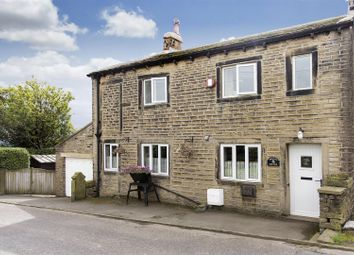 Thumbnail 4 bed semi-detached house for sale in Red Lane, Meltham, Holmfirth