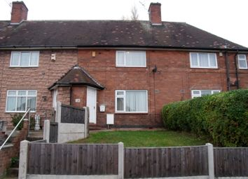Thumbnail 3 bed terraced house to rent in Leybourne Drive, Nottingham