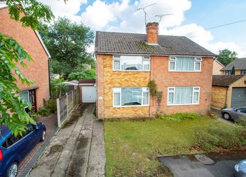 Spencer Close, Church Crookham, Fleet GU52. 3 bed semi-detached house