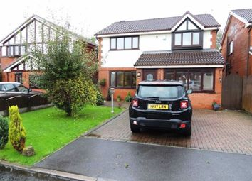Thumbnail 5 bed detached house for sale in Saddle Grove, Littlemoss, Manchester