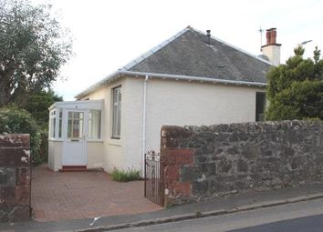 Thumbnail 2 bed bungalow for sale in Routenburn Road, Largs, North Ayrshire, Scotland