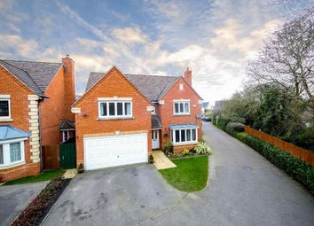Thumbnail 4 bed detached house for sale in Purslane Drive, Bicester