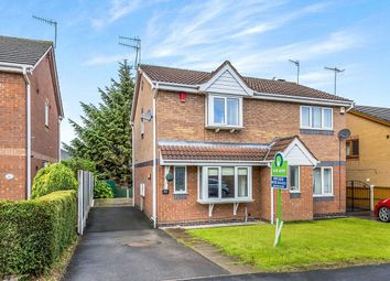 Thumbnail 2 bed semi-detached house for sale in Dairyfields Way, Sneyd Green, Stoke-On-Trent