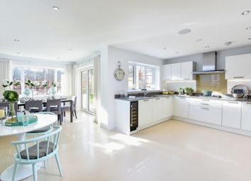 Thumbnail 5 bed detached house for sale in Ryewood, Dunton Green, Sevenoaks