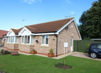 Thumbnail 2 bed bungalow for sale in Newland Avenue, Driffield