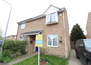 Thumbnail 2 bed semi-detached house for sale in Malin Court, Caister-On-Sea, Great Yarmouth