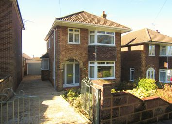 Thumbnail 3 bed detached house for sale in Glasslaw Road, Southampton
