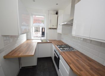 Thumbnail 2 bed terraced house to rent in Chester Street, Chesterfield