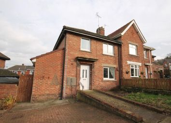 Thumbnail 3 bed semi-detached house for sale in Derwent Crescent, Hamsterley Colliery, Newcastle Upon Tyne
