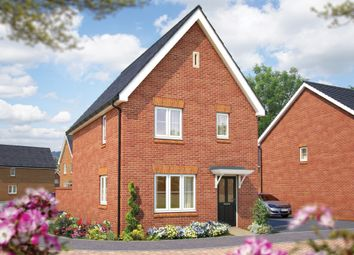"""Thumbnail 3 bed detached house for sale in """"The Birlingham"""" at Stonebow Road, Drakes Broughton, Pershore"""