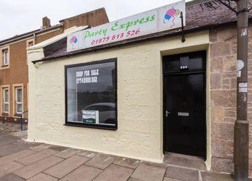 Thumbnail Commercial property for sale in 204 High Street, Prestonpans, East Lothian