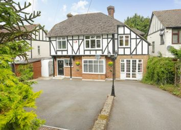 Thumbnail 5 bed detached house for sale in Ashford Road, Canterbury