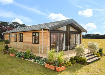 Thumbnail 2 bed lodge for sale in Belvedere Resorts, School Lane, Canterbury